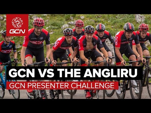 GCN Vs The Angliru: The GCN Presenter Challenge – With GCN en Español!