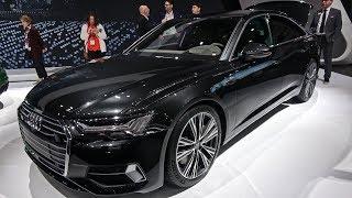 2019 Audi A6 | 2018 NYIAS