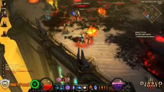 Diablo 3 - Iskatu (Inferno) Kill Video