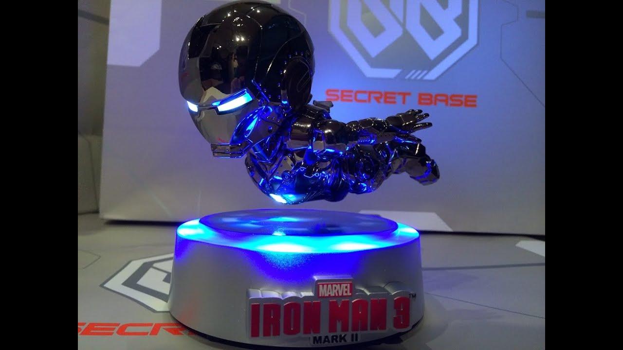 Iron Man 3  Véhicule de Combat Hasbro : King Jouet, Héros & univers Hasbro