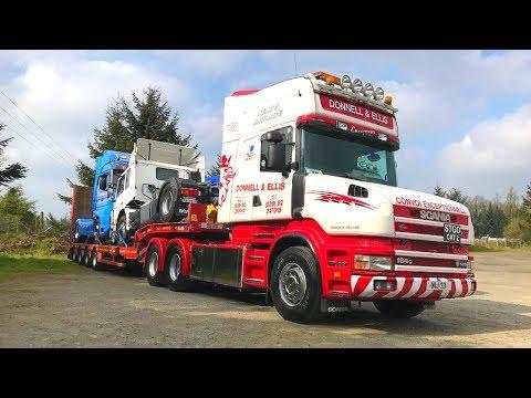 Dungannon Truck Run 2019 - Northern Ireland (Over 300 Trucks Take Part)
