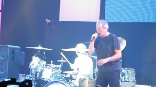 DEEP PURPLE - GET ON HIP BOOTS - OSTRAVA 27 X 2015 [NEW SONG]