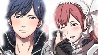 Fire Emblem Awakening - All Character Confessions (English)