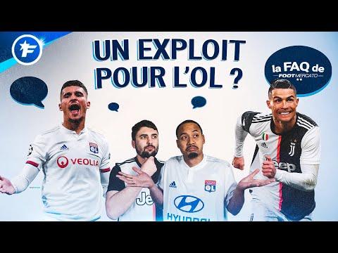 OL - Juve : Lyon Doit-il Y Croire ?   FAQ#3