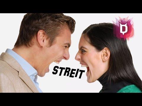 Streiten in der Beziehung - Beziehungstipps #1