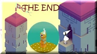 Monument Valley - THE FINAL END Gameplay Walkthrough (1080p)