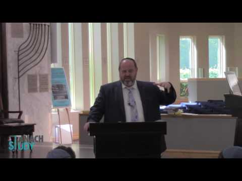 Rabbi David Fohrman - The Idea of the Messiah: How Come It's Not In the Torah?