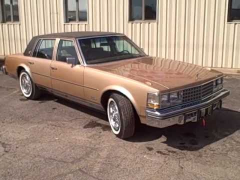 Clean 1976 Cadillac Seville with only 16K miles - YouTube
