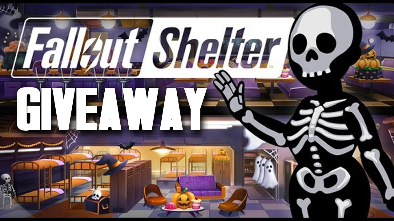 fallout shelter giveaway fallout 4 hype 9 halloween
