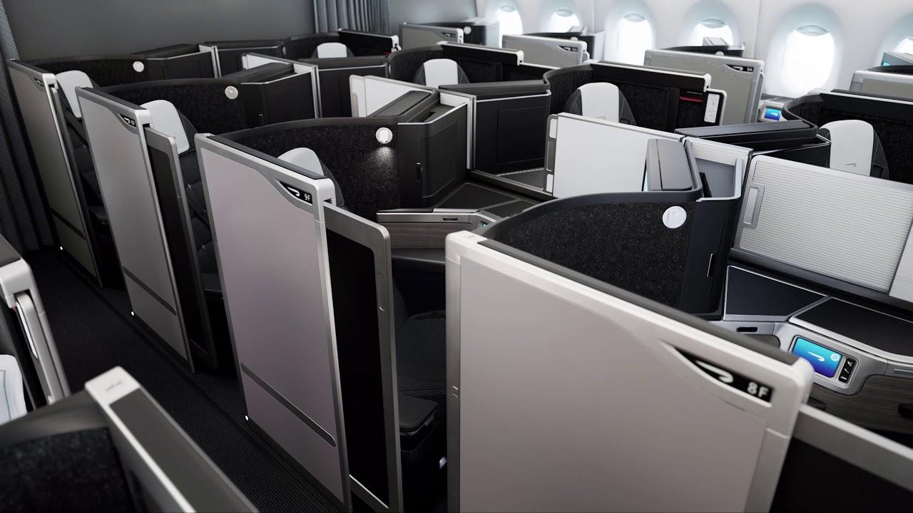 Business Class Travel Classes British Airways