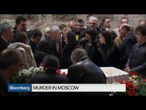 Garry Kasparov: I Was Crying During the Boris Nemtsov Funeral