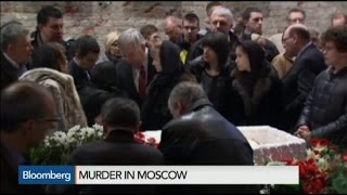 Garry Kasparov: I Was Crying During the Boris Nemtsov Funeral