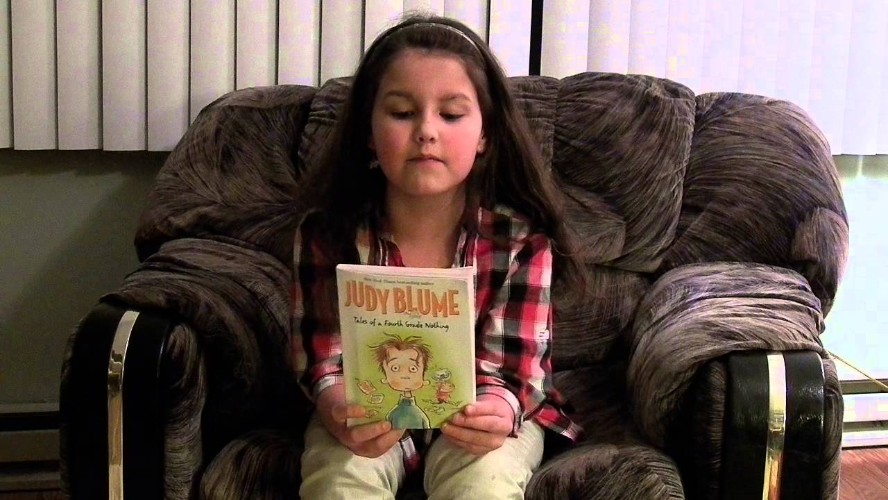 Judy Blume Tales Of A Fourth Grade Nothing Book Report   reading     Pinterest