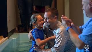 Baptisms - September 29, 2019
