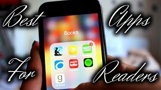 THE BEST APPS FOR READERS
