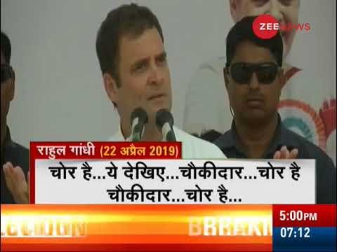 Rahul Gandhi's surgical strike on poverty