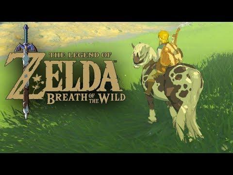 ZELDA: BREATH OF THE WILD 🗡️ In die WEITE WELT hinein • LET'S (LIVE) PLAY ZELDA: BOTW [09]