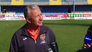 Dan Petrescu dupa Gaz Metan CFR Cluj 0-0 | novatv.ro