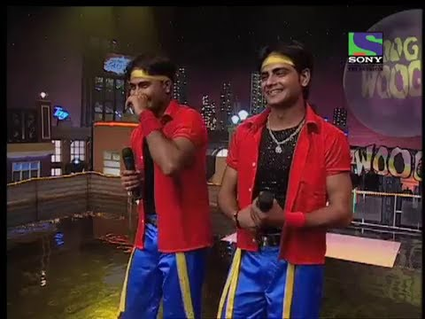 Patti rap  Dance choreography in Boogie Woogie mahayudh  Season 2