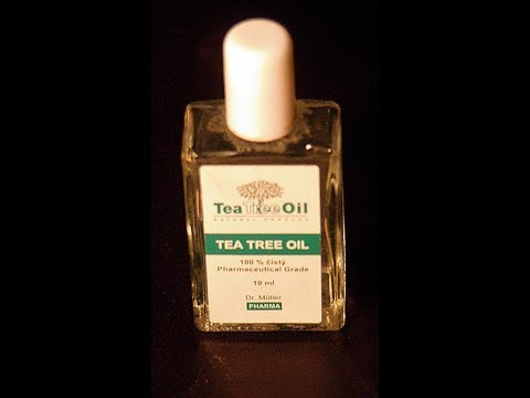 How To Treat Eczema With Tea Tree Oil