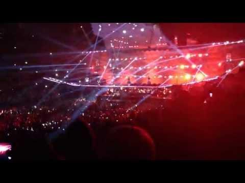 Justin Timberlake Concert!