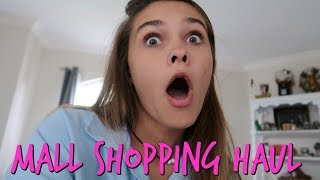 SHOP WITH ME AND HAUL! LAST FULL DAY OF SCHOOL! | EMMA AND ELLIE