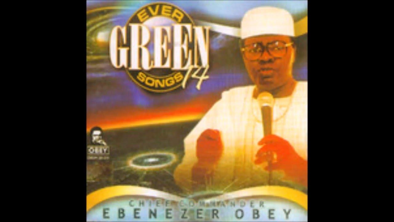 Ebenezer Obey Live Audio 4 Youtube