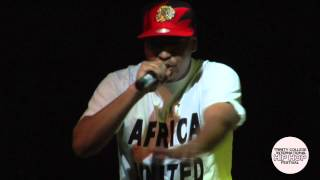 Humanist (Burkina Faso): Trinity College International Hip Hop Festival (2013)