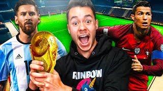¡MUNDIAL DE FUTBOL 2018 en FORTNITE! - TheGrefg