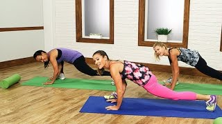 Get Toned Runner's Legs With 3 Moves | Get the Bod