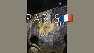 [travel/vlog] 파업 중인 파리에서, 새로운 …
