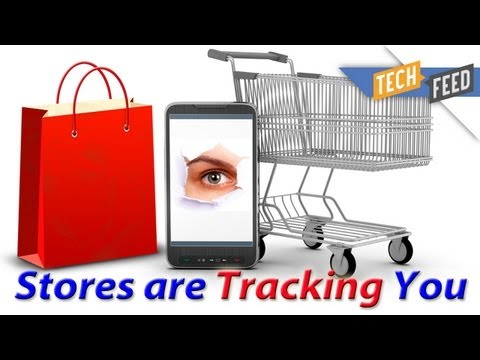 Retail Stores are Tracking Your Cell Phones?!