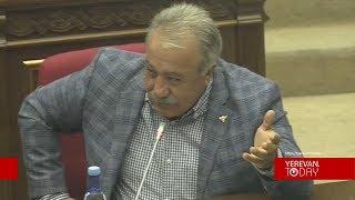 Պարոն Աղազարյան,  Էդ ֆիդայիններն են եղել, որ թուրքի մաման լացացրին․ Սասուն Միքայելյան