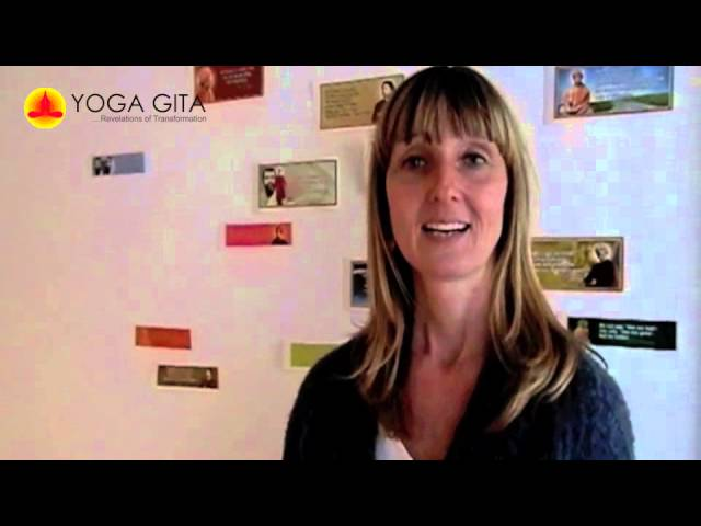 Yoga Gita testimonial Kids Yoga TTC by Martine