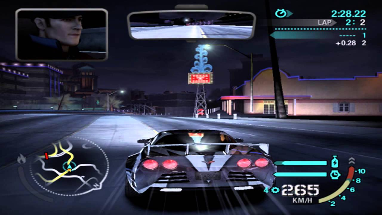 Need For Speed Carbon Final Boss Cross Vs Darius Hd
