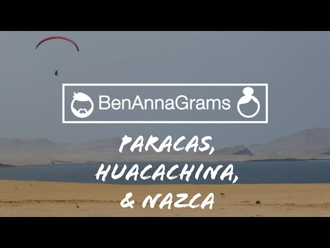 Hopping Paracas, Huacachina, & Nazca
