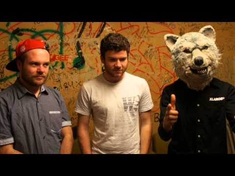 ENTER SHIKARI × MAN WITH A MISSION | 激ロック動画メッセージ