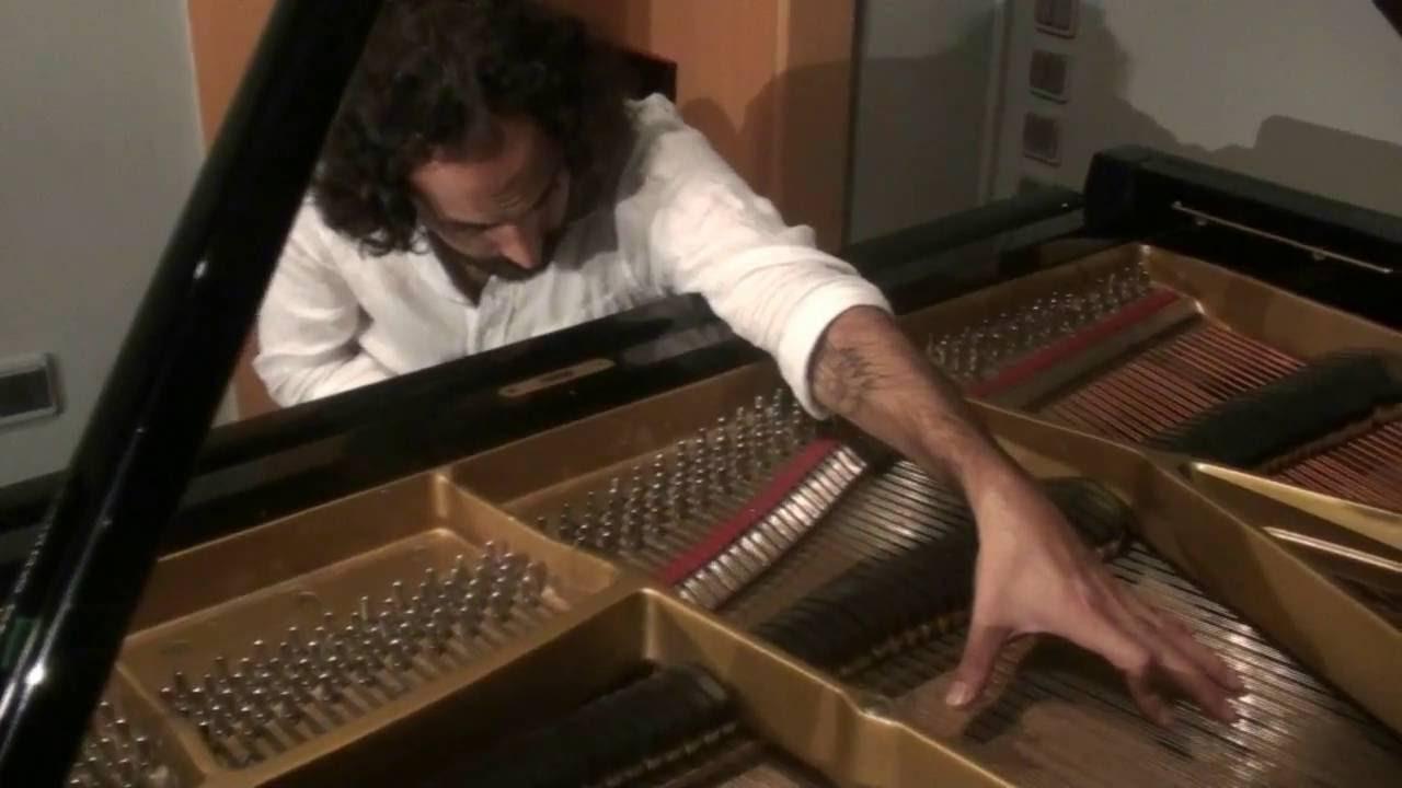 Amir Khosrowpour - Live rehearsal in Czech Centre (Sofia)