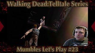 Ben!! - The Walking Dead Season 1 Telltale - Let
