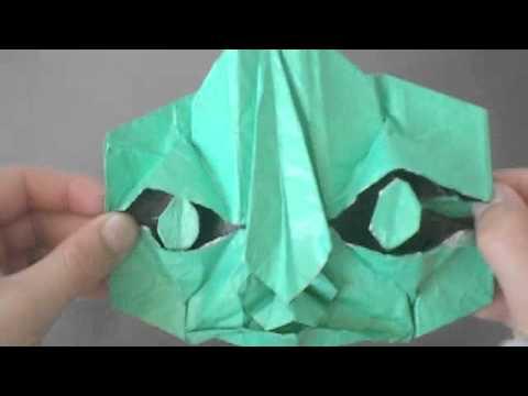 Masque qui fait peur youtube - Masque qui fait peur a imprimer ...