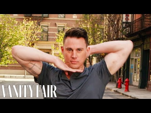 Meet Channing Tatum & His 30 Seconds To Bust