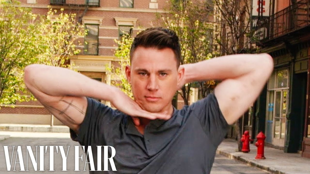 Download Channing Tatum Busts 7 Dance Moves in 30 Seconds   Vanity Fair