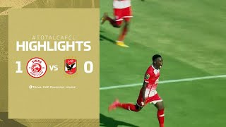 HIGHLIGHTS | Simba SC 1-0 Al Ahly SC | MD 2 | TotalCAFCL
