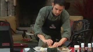 Hasty-bake: Smoked Acorn Squash