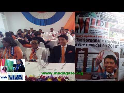 Andry Rajoelina 2018? Manazava ny marina ny député Nina