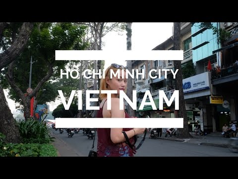 Follow Me To Ho Chi Minh City, Vietnam | zoeypky