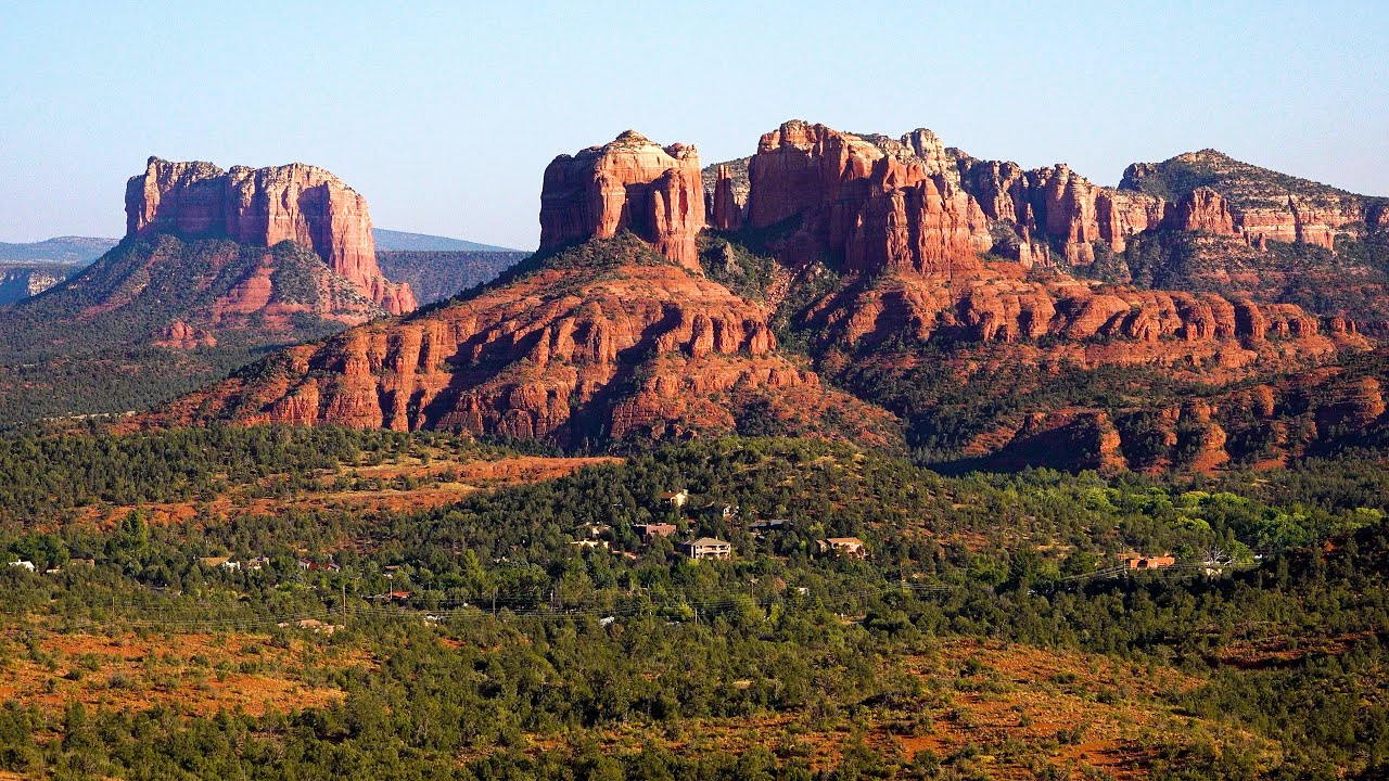 Red Rock Country, Sedona, Arizona, USA in 4K Ultra HD
