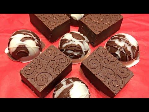 DIY Chocolate treats