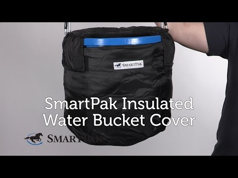 SmartPak Insulated Water Bucket Cover Review
