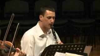 W. A. Mozart: Clarinet Quintet in A, K 581 - I Allegro